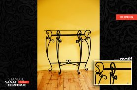 Wrought Iron Dresuar