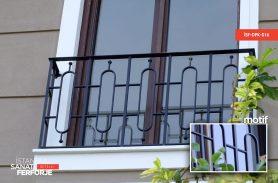 Ferforje Demir Balkon Korkuluk