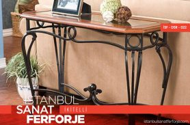 Wrought Iron Classic Dresuar