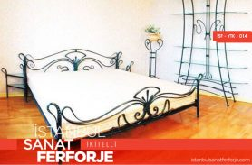 Wrought Iron Wrought Bed