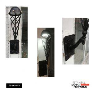 2019 Şubat Ayı – İstanbul Sanat Ferforje Özel Tasarımları