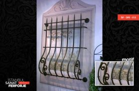 Spear Detail Wrought Iron Wrought Iron Window Railing