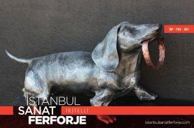 Ferforje Köpek Aksesuarı