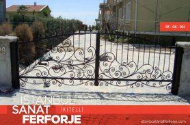 Bahçeli Evler İçin, Desenli Garaj Kapısı
