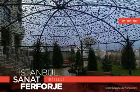 Leaf Detail Dome Design Architectural Wrought Iron