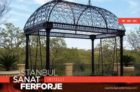 Architectural Wrought Iron