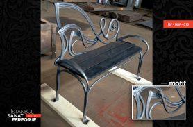 Elegant, Stylish, Wrought Iron Coffee Table