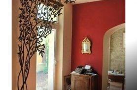 Ağaç Dalı, Özel Tasarım, Ferforje Paravan
