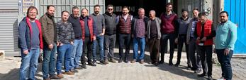 İstanbul Sanat Ferforje Ailesi