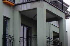Sağlam Ve Dayanıklı Ferforje Balkon Korkulukları