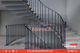 Özel Tasarım Ferforje Merdiven Korkuluğu